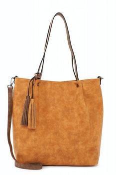 Emily & Noah Shopper Bag In Bag Surprise (331,612) orange brown 612