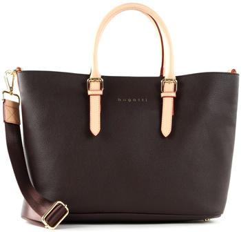 Bugatti Ella Shopper M dark brown
