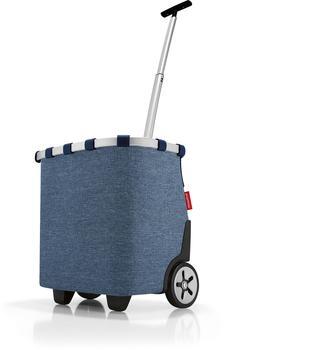 Reisenthel Carrycruiser twist blue