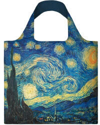 LOQI The Starry Night Recycled Bag, 1889