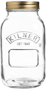Kilner Preserve Jar 1000 ml