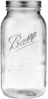 Ball Mason 64oz Wide Mouth 3er