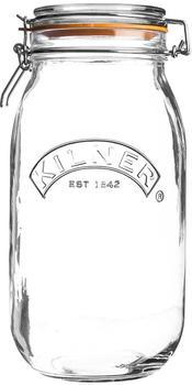 Kilner Clip Top Round 2000 ml