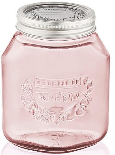 Leifheit Frucht & Fun 1000 ml tender rosa