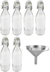 dr. oetker Dr. Oetker Set Selbstgemachte Drinks Flasche 500ml 7-teilig (1123114)