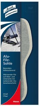Barth Alu-Filz-Sohle