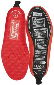 ThermoSoles 3D Funk rot