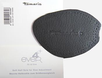 Tamaris Leder Halbsohle