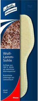 Barth Woll-Lamm-Sohle