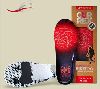 Currex HikePro low