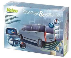 Valeo Beep & Park 3 (4 Sensoren)