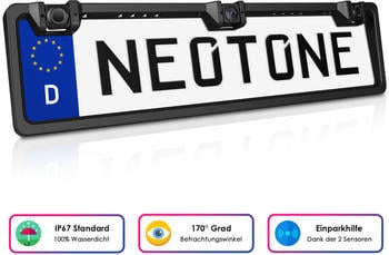 Neotone Nummernschildkamera (N1RK-NTK200P)