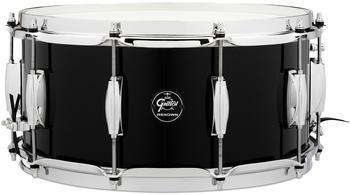 """Gretsch Renown Maple Snare 6.5"""" x 14"""" Piano Black"""