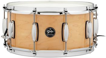 """Gretsch Renown Maple Snare 6.5"""" x 14"""" Gloss Natural"""