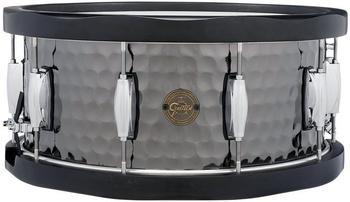 """Gretsch Full Range Wood Hoop Black Steel Snare 6.5"""" x 14"""""""