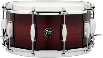 """Gretsch Renown Maple Snare 6.5"""" x 14"""" Cherry Burst"""
