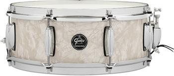 "Gretsch Renown Maple Snare 5.5"" x 14"" Vintage Pearl"