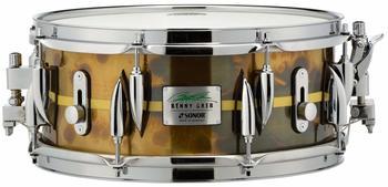 Sonor Signature Benny Greb Snare Drum 2.0 13x5,75 Brass
