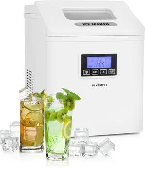 Klarstein Clearcube LCD Eiswürfelmaschine