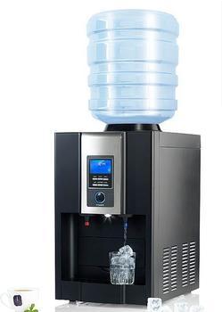 Rosenstein & Söhne Heiß-Kalt-Wasserspender & Eiswürfelbereiter HKE-700