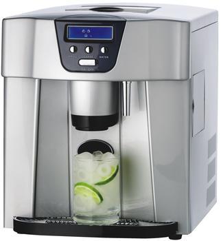 Betec Ice Dispenser Eiswürfelbereiter mit Spender-Funktion