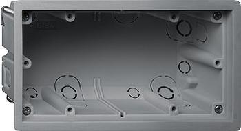 Gira E22 Gerätedose für die flache Montageart (289700)