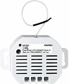 Merten Funk-Empfänger UP Connect 1-fach Schalter (507501)