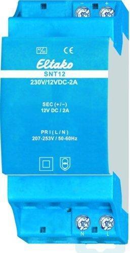 Eltako Schaltnetzteil SNT12-230V/12VDC-2A