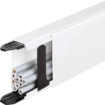 Hager 40 x 60 mm, 2 m, lichtgrau (LF4006007035)