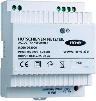 M-E Trading Hutschienennetzteil DT-2000
