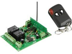 Pollin Funk-Fernschalter-Set HD2RX