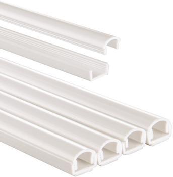 Hama 1m x 7mm weiß (20570)