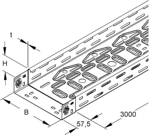 Niedax RLVC 60.100