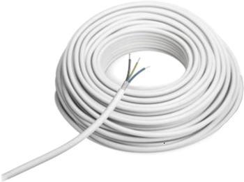 Faber Kabel Feuchtraumkabel 50m NYM-J 5x1,5
