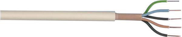Faber Kabel Feuchtraumkabel 50m NYM-J 5x2,5