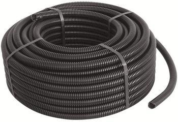 Gewiss M25 Wellrohr flexibel schwarz 50m