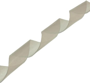 InLine Spiralband 16mm x 10m weiß (59947O)
