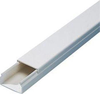 REV-Ritter Leitungsführungskanal 30 x 30mm weiß 2m