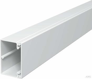 OBO Bettermann Leitungsführungskanal 40 x 60mm reinweiß 2m