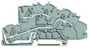 WAGO Wago Etagenklemme OPJOB L/L 2,5/4qmm grau (2003-7642)