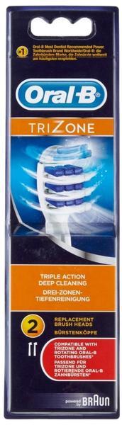 Oral-B TriZone Ersatzbürsten (2 Stk.)