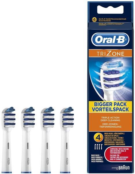Oral-B TriZone Ersatzbürsten (4 Stk.)