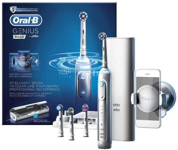 Oral-B Genius 9000 White