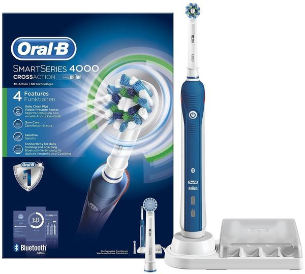 Oral-B SmartSeries 4000 CrossAction