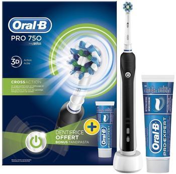Oral-B Pro 750 Black Set