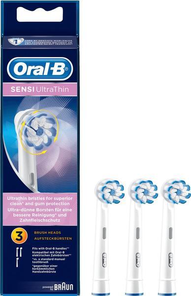 Oral-B Sensi UltraThin Ersatzbürsten (3 Stk.)
