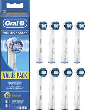 Oral B Precision Clean Aufsteckbürste 8er