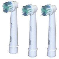Braun Aufsteckbürsten für elektrische Zahnbürste Braun EB 17-3 Oral-B FlexiSoft