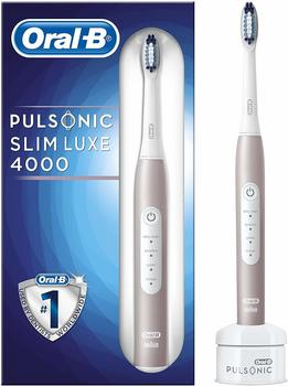 Oral-B Pulsonic Slim Luxe 4000 rosegold