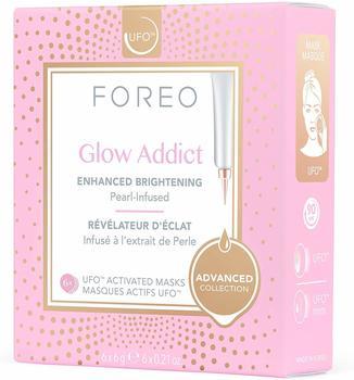 Foreo Glow Addict Mask (6 pcs)